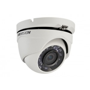 HIKVISION ANALOGUE 1080P IR 20M DOME FIX