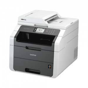Brother MFC-9140CDN Colour Multifunction (All in One) Laser Printer