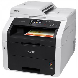 Brother MFC-9330CDW Wireless Color All-in-One (Multifunction) Laser Printer