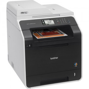 Brother MFC-L8600CDW Wireless Color All-in-One (Multifunction) Laser Printer