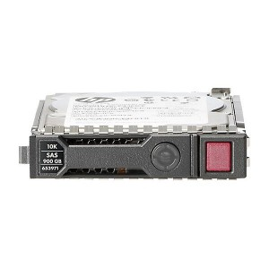 HP 300GB 6G SAS 15K rpm SFF (2.5-inch) hot plug SC Enterprise 3yr Warranty Hard Drive