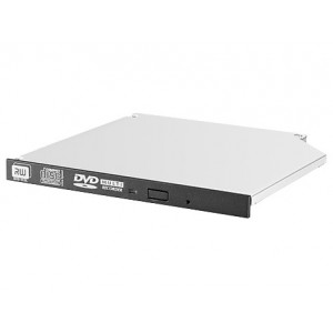 HP 9.5mm SATA DVD-RW JackBlack G9 Optical Drive