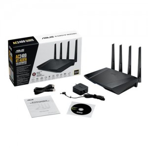 ASUS Dual-band Wireless-AC2400 Gigabit Router