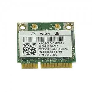 Dell Wireless 1540 802.11a/b/g/n PCIe Card (Half Height) for 3020 SFF & MT, 7020 DT,SFF,MT and 9020 DT
