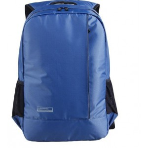 Kingsons - 15.6 Laptop Backpack, Casual Series, Nylon - Blue