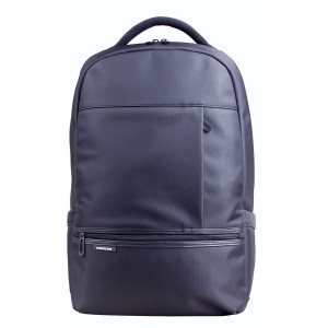 Kingsons - 15.6 Laptop Backpack, Diplomat Series, Nylon - Black
