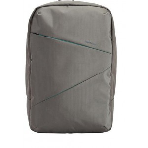 Kingsons - 15.6 Laptop Backpack - Grey