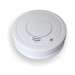 ABS smoke alarm