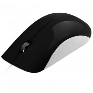 Astrum MU200 Wire Optical Mouse - USB -Black