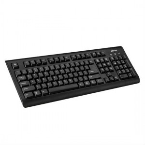 Astrum Elete USB Wired Keyboard USB 107 Keys Slim