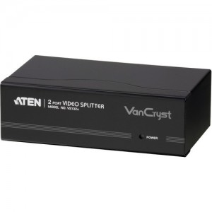 ATEN VS132A 450MHz 2-Port VGA Video Splitter