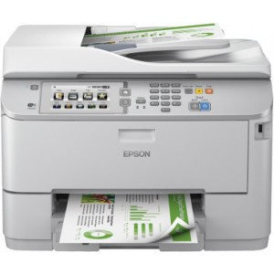 Epson WorkForce Pro WF-5690DWF A4 Colour Multifunction Inkjet Printer