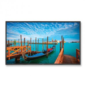 """NEC 55"""" High-Performance LED Backlit Commercial-Grade Display w/ Integrated Speakers"""