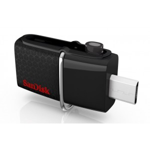 SanDisk Ultra 64GB USB 3.0 OTG Flash Drive with micro USB connector For Android Mobile