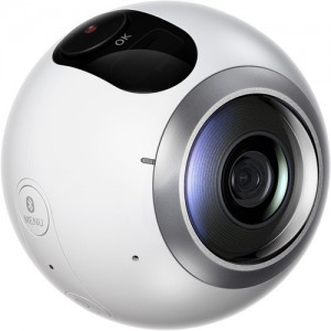 Sansung Gear 360 Spherical VR Camera