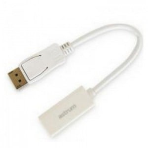 ACTIVE ADAPTER DISPLAY PORT - HDMI WHITE