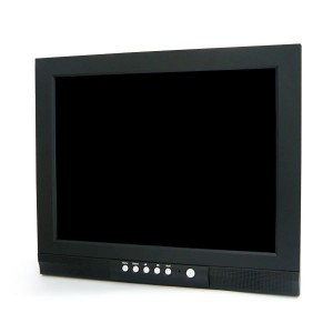 Mecer 15'' Resistive Touch Screen - USB - Black