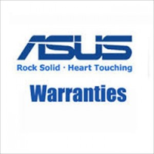 Asus ACCX002-0DN0 Notebook Warranty Extension - 2 Year to 3 Year local Extension