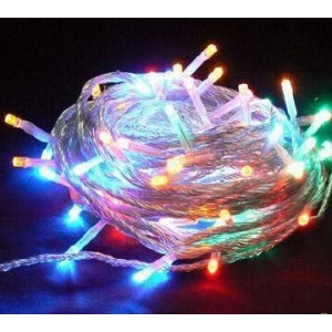 LED Twinkle lights for Christmas decoration