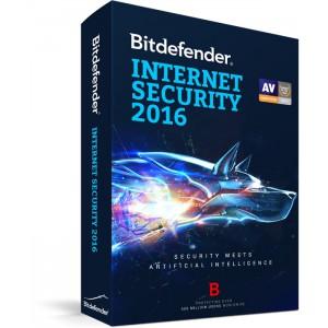BITDEFENDER 2016 - Internet Security 3 User