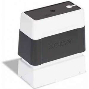 Black Stamp (14 X 38MM) for Brother Stamp Creator
