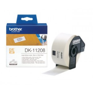 Large Address Label - 38mm X 90mm (400 labels per roll)
