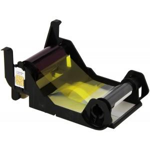 Zebra Technologies 800011-140 Load-N-Go Color Ribbon for ZXP Series 1 YMCKO