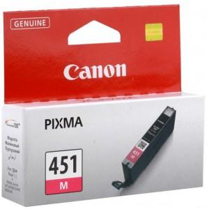 CANON CLI-451 MAGENTA STD CARTRIDGE