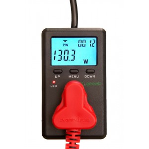 Digital Watt Meter (Kill A Watt) - Measure your electricity usage