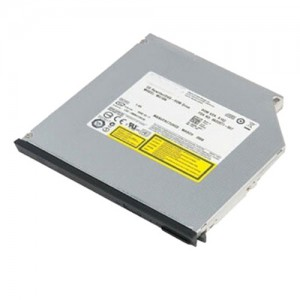 Dell 8X SATA DVD-ROM Drive for the R320, R420 & T20 (T20 requires SATA cable - 400-ACRR) - Kit