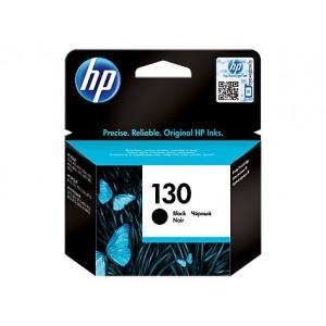 HP NO 130 BLACK INK CART