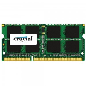 CRUCIAL 8GBKIT 1866MHZ DDR3L SO-DIMM