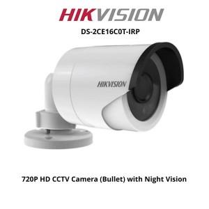 Hikvision DS-2CE16C0T-IRP HDTVI 720P IR Bullet Camera