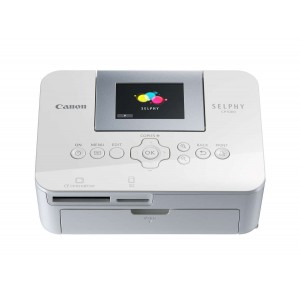 CANON SELPHY CP1000 WHITE DIRECT PHOTO PRINTER