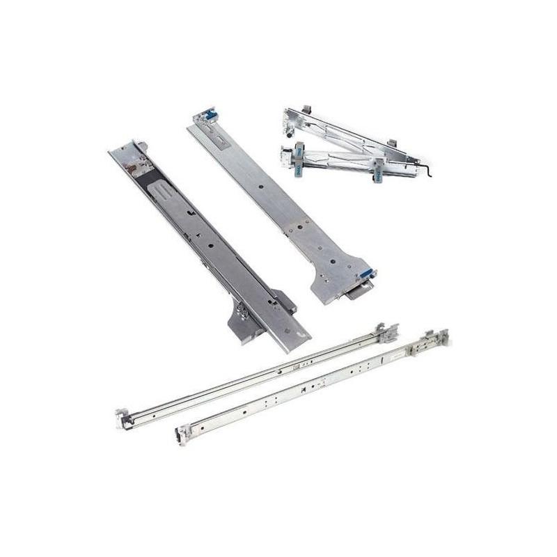 Dell 2/4-Post Static Rack Rails - Kit