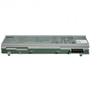 Dell Battery : Primary 6-cell 60W/HR LI-ION For Selected Dell Systems
