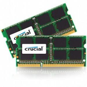 CRUCIAL 16GBKIT 1866MHZ DDR3L SO-DIMM