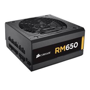 Corsair Silent Series RM650 650W Modular Power Supply