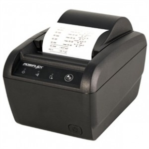 Compact T/Receipt Printer. - P/S - USB - Blk
