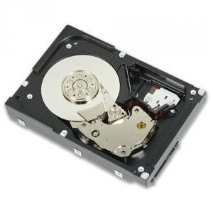 Dell 300GB 10K RPM SAS 12Gbps 2.5in Hot-plug Hard Drive,3.5in HYB CARR,CusKit
