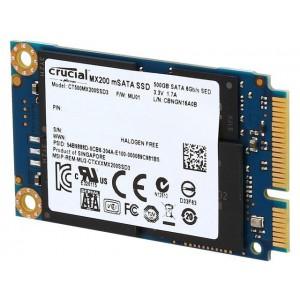 CRUCIAL MX200 500GB MSATA SSD
