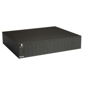 D-Link 16 Slot Chassis for DMC Series Media Converters