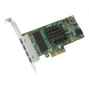 Dell Intel Ethernet I350 QP 1Gb Server Adapter, Low Profile,CusKit