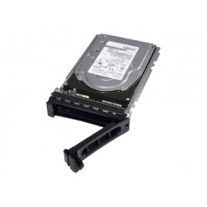 "Dell 600GB SAS 6Gbps 10k 2.5"" Hybrid HD Hot Plug in 3.5"" Carrier Fully Assembled - Kit"