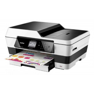 Brother MFC J3520 Colour Wifi Multifunction InkBenefit Printer