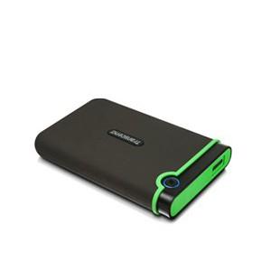 "Transcend StoreJet 25M3 Series - 1TB 2.5""  External HDD"