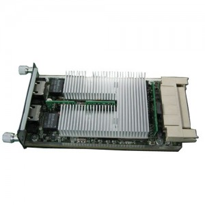 Dell 10GBase-T Module for N3000 Series, 2x 10GBase-T Ports (RJ45 for Cat6 or higher), Customer Kit
