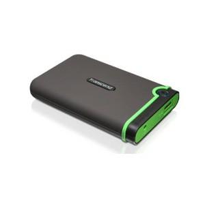 "Transcend StoreJet 25M3 Series - 500GB 2.5"" External HDD"