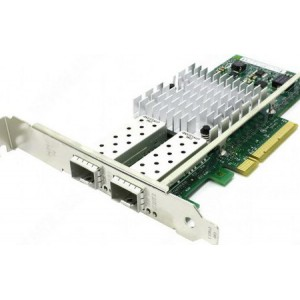 Dell Intel DA 10GbE Dual Port Server Adapter Optical PCIe x8 - Kit