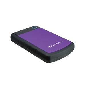 "Transcend StoreJet 25H3 Series - 2.0TB 2.5""  External HDD"